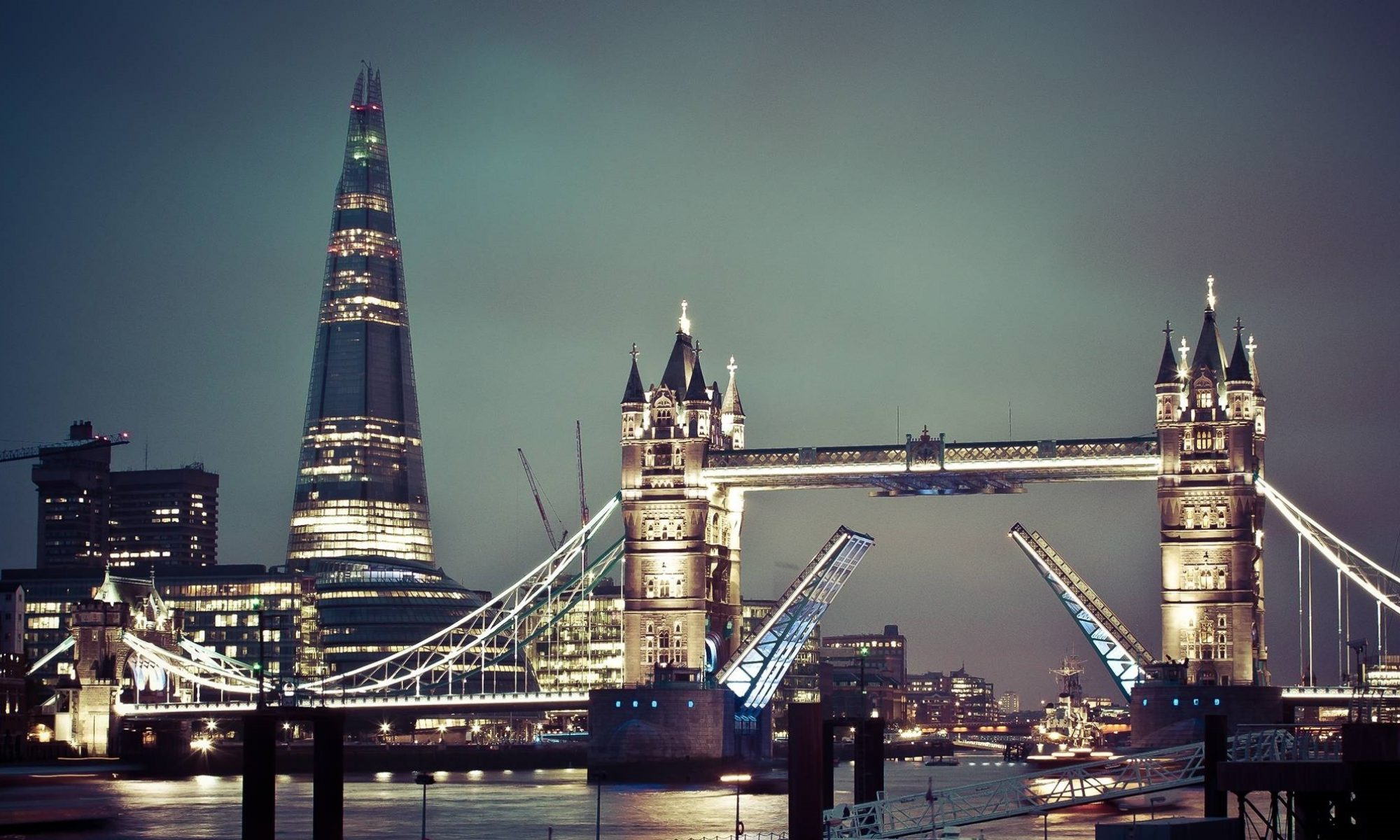 Voyage à Londres 2019