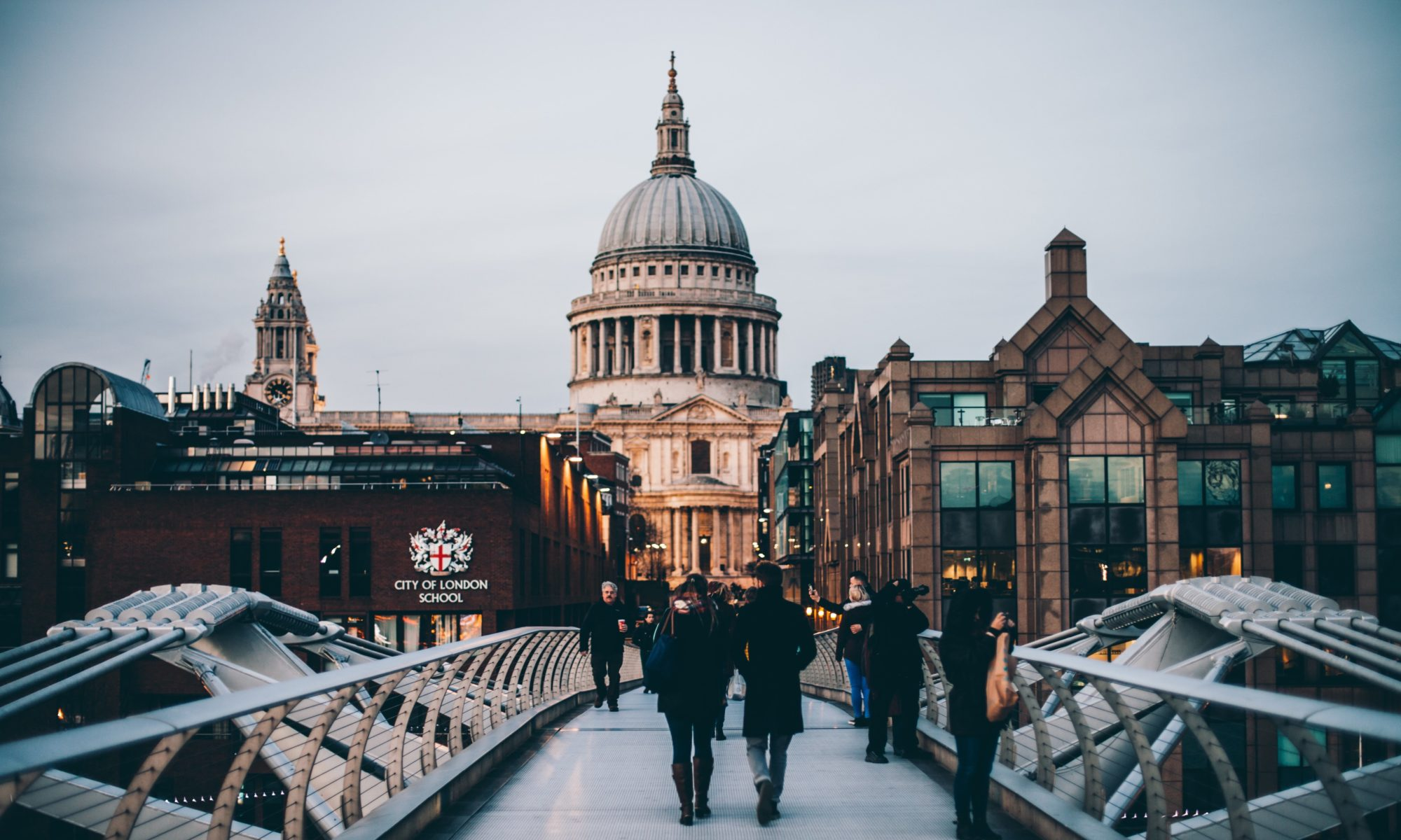 Voyage à Londres - 1 STMG