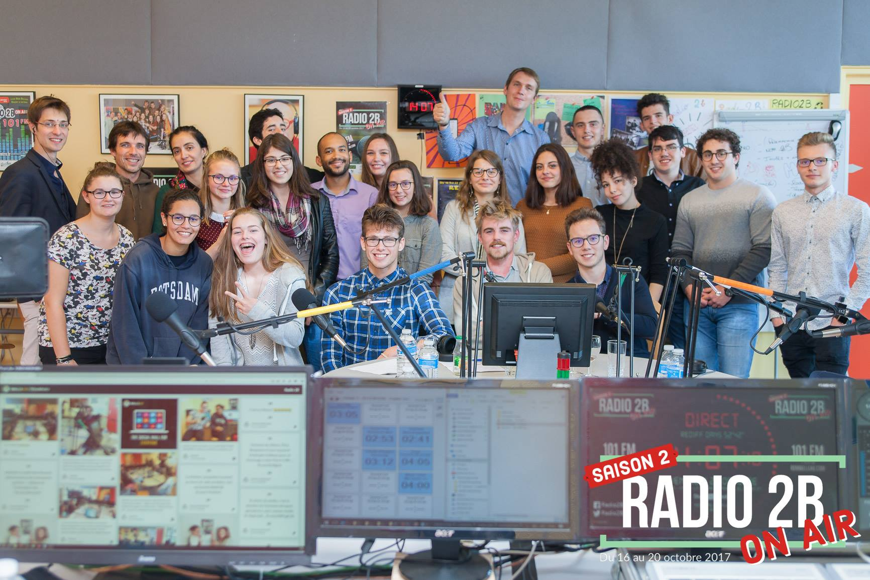 Radio2B