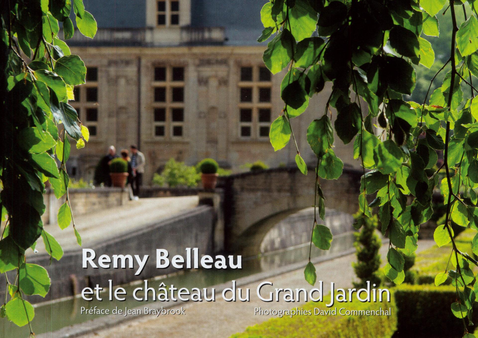Rémy Belleau et le château du Grand Jardin